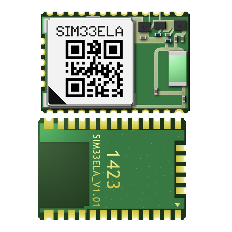 SIM33ELA SIMCOM GNSS GPS Receiver Module with Antenna
