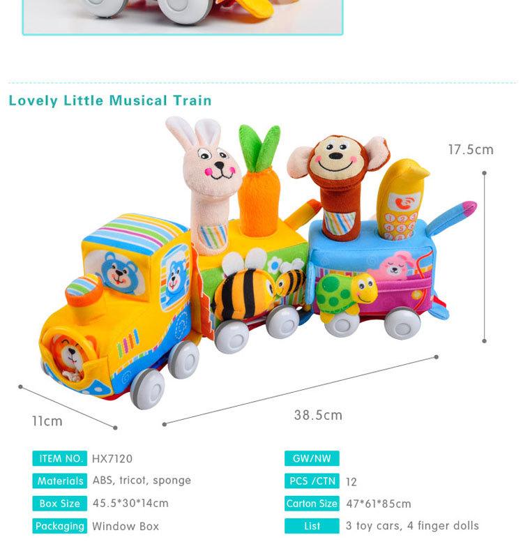 Cheap Plush Toys Train Set,Plush Fabric For Making Soft Toys,Train ...