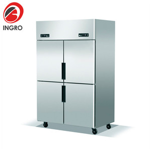 Professional Supplier Double Door Fridge/Refrigeration Freezing Rooms