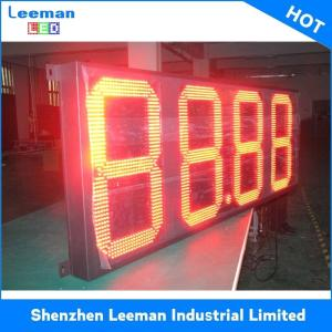 flag street banner large led display digital clock countdown timer outdoor electronic signs for churches