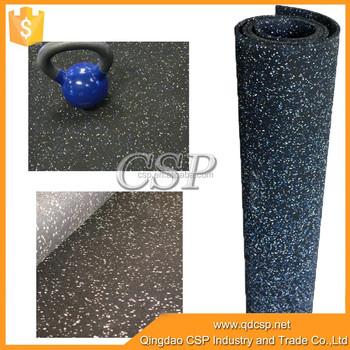 Tiempo de garant a de caucho epdm alfombra en rollo para gimnasio rodillo de goma pisos alfombra - Alfombra en rollo ...