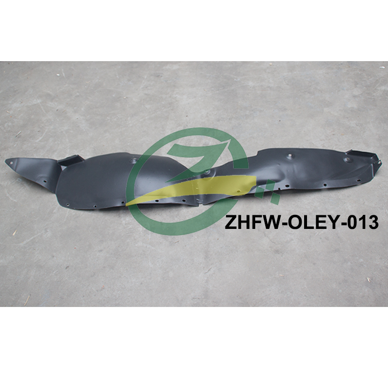 Car Fender cover for Faw Oley auto parts