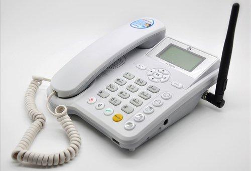 Huawei ETS 5623 GSM 900/1800Mhz landline phone with sim card