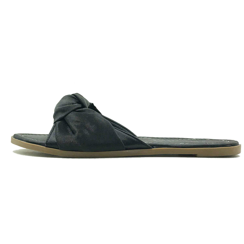 b849552e824fb4 Get Quotations · Shoes Women Sandals Flip Flops Flats Solid Slippers Sandal  Flat Plus Size 6-10