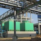 Cooling tower equipment for potassium sulfate production line