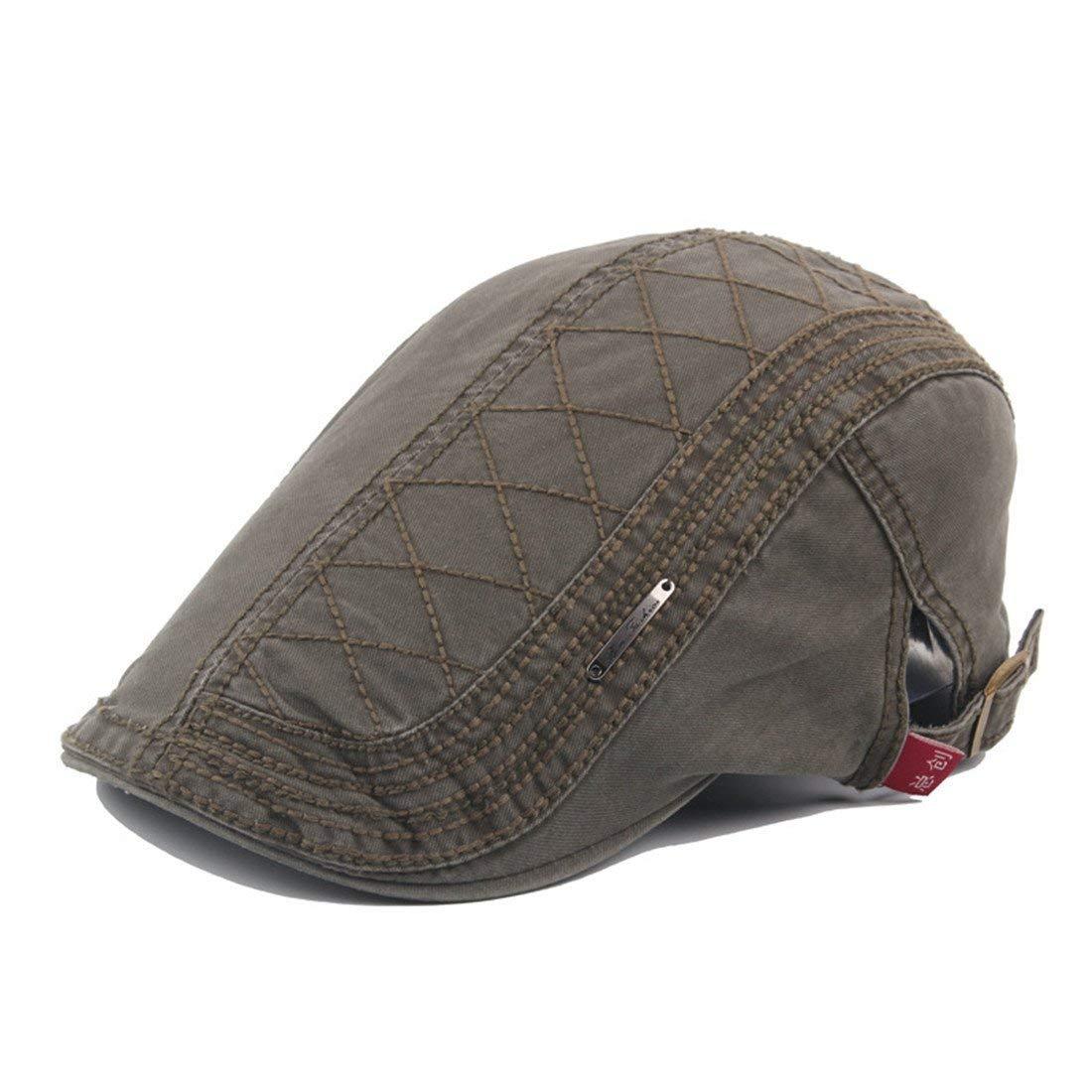 bbd94460fa790 Globalwells Women Winter Woolen Newsboy Beret Cap Flat hat with Flower  22.99. Globalwells Men s Cotton Flat Hats Vintage Ivy Gatsby Newsboy  Duckbill Caps