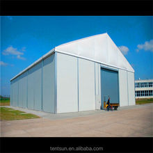 1500 sqm sandwich panle wall grain warehouse