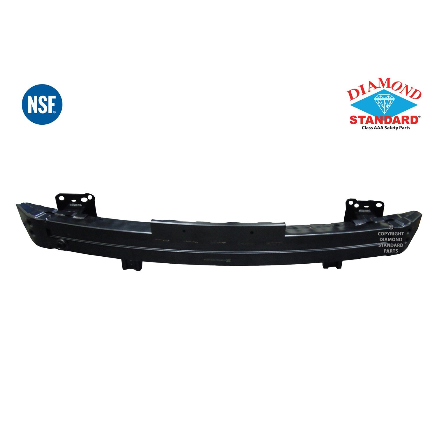 Front, LH Side for Hyundai Elantra HY1042110 2011 to 2013 New Bumper Bracket
