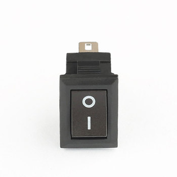 shanghai cqc ce on off  250v 2 pin t85 55 miniature rocker switch