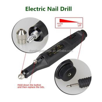 Electric Buffer Bits Konica Nail Drill