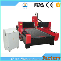 Multifunctional CNC Stone Engraving Machine Of Marbles, Granites, Jades, Quartz, Ceramic, Glass, Metal