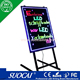 2016 advertising products neon outdoor RGB led drawing board