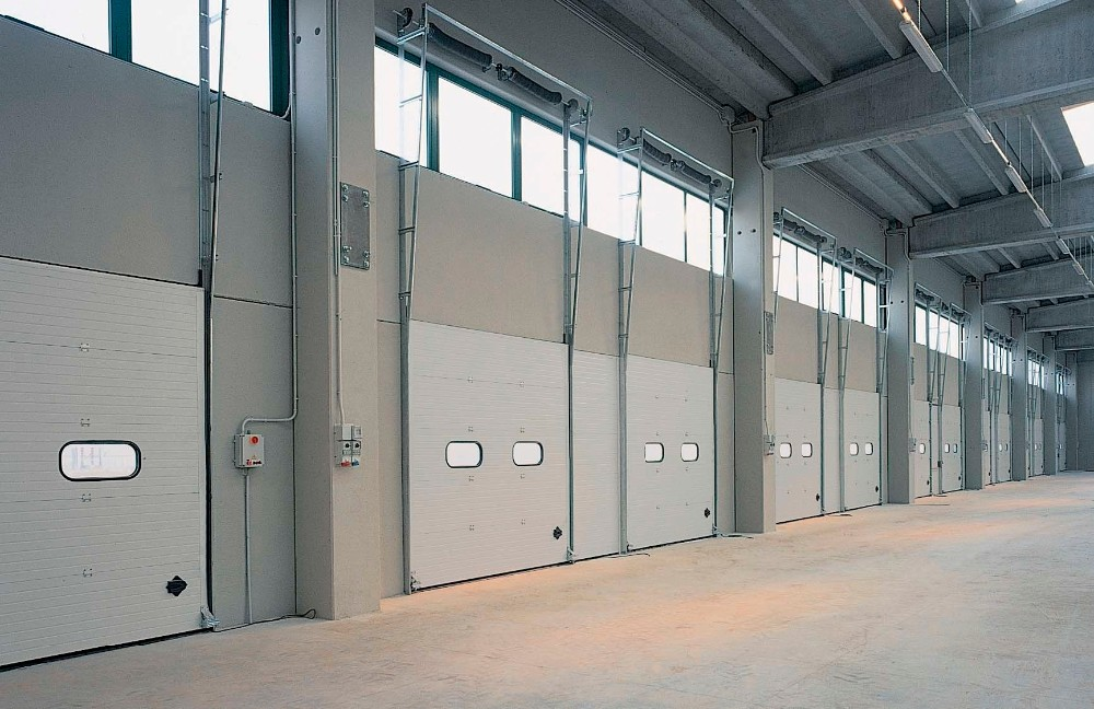 product-Zhongtai-Top quality automatic industrial rolling door for sale-img-1