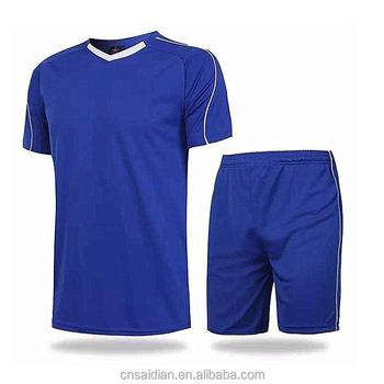 f421f7289 2017 Custom Sublimation Blank Soccer Wear