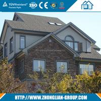 Construction masonry material colorful asphalt shingles roofing tile