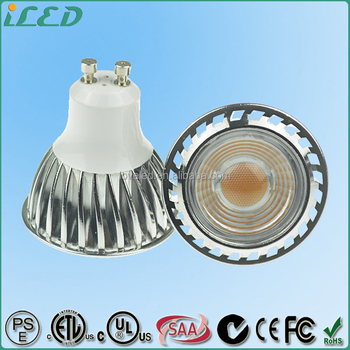 Dimmable 60watt Halogen Replacement 5000k Gu10 Cob Led Bulb Ac ...