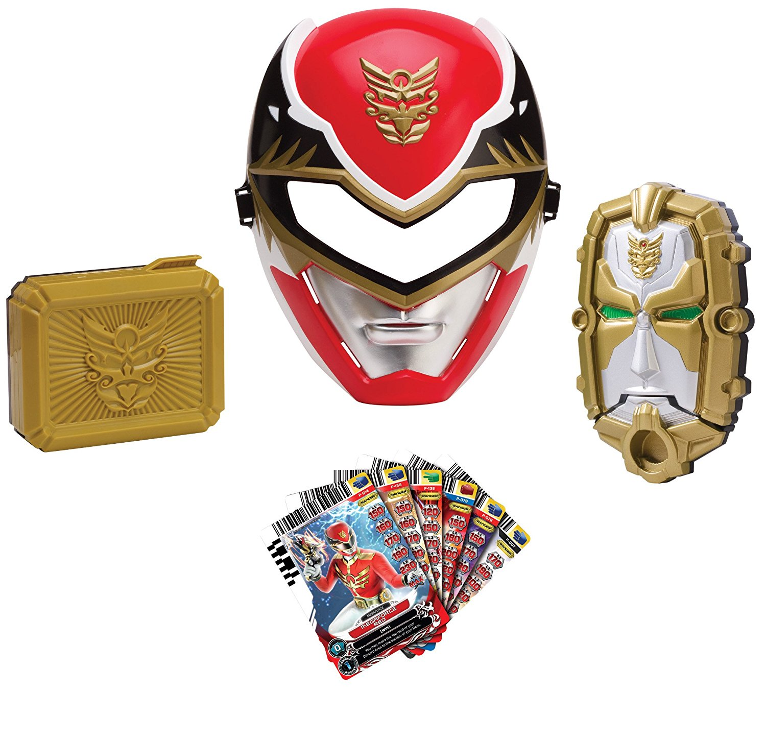 Power Rangers Megaforce Red Ranger Training Gear