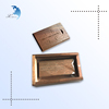 Wholesale customized logo Promtional solid wooden box usb flash drive