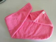 Busty girl wearing towel