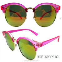 FJ brand new style 2017 fashion wholesale PC oem sunglasses summer , china sunglasses factory