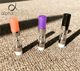 Colorful plastic e cig vape pen single atomizer 510 refillable cbd oil cartridge