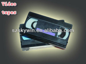 shenzhen skywin video blank cassette tape