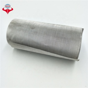 Twill weave Cloth Filter Screen 2 5 10 Micron Stainless Steel Wire Mesh