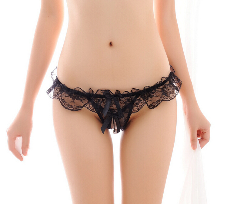 d51c0920bd Get Quotations · DearLover Women Sexy Lace Thong Underwear