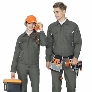 Wholesale Mens Womens Construction Work Clothes Work Uniform With Logo Work Out Wear Uniform Hi Vis Workwear