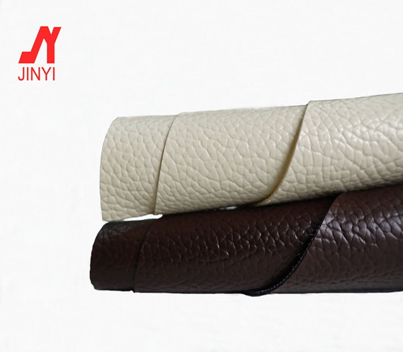 JINYI Embossed PVC Synthetic <strong>Leather</strong> Use For Sofa And Furniture