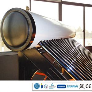 2017 Beautiful compact pressurized solar water heater/solar hot water For Hospital Use