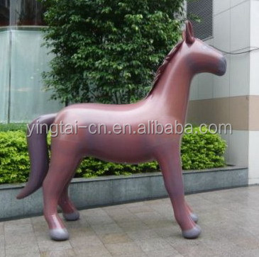 giant inflatable horse shape inflatable toys for sale