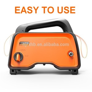 Small mini portable high pressure car wash equipment