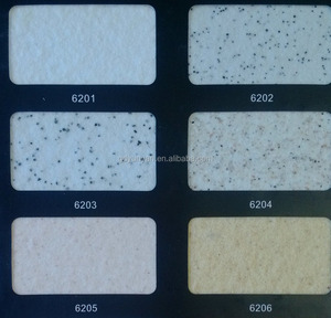 STONE EFFECT POLYMER WALL DECORATION TEXTURE PAINT COATING