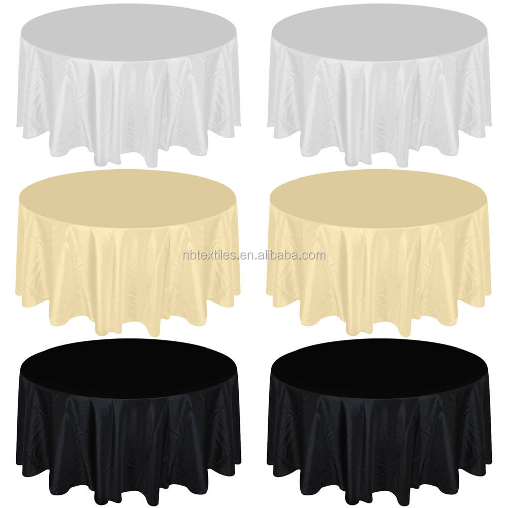 Table Cloth For Round Table Wedding Round Table Cloth Wedding Round Table Cloth Suppliers And