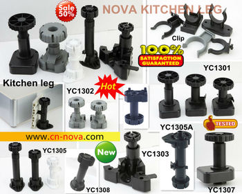 Kitchen Cabinets Legs 100-220 kitchen adjustable cabinet legs - buy kitchen adjustable