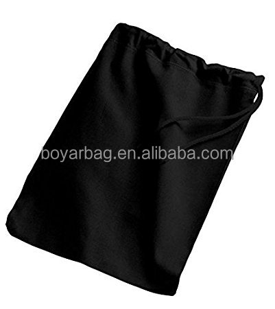 Personalised Cotton Large Drawstring Bags Plain Custom Shoe Dust Bag