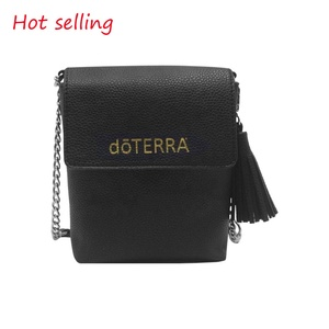 hot selling pu leather ladies mobile phone pouch Shoulder bag for iphone X case