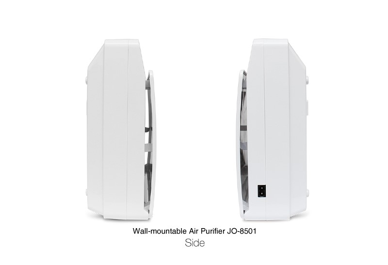 Hepa Filter Home Air Purifier Jo-8501 With Uv Lamp