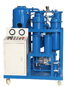 Vacuum Purifier Transformer Oil Filter Machine and Price