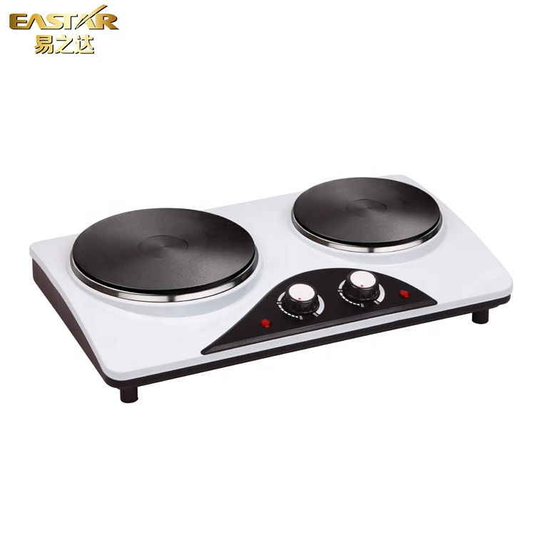 Kitchen Liance Stove 2 Burner Cooktop Cooking Electric Heater Ed Hot Plate
