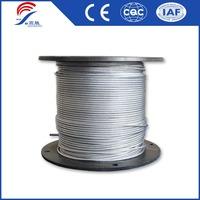6x37+IWRC Galvanized and Ungalvanized Lifting Steel Wire Rope