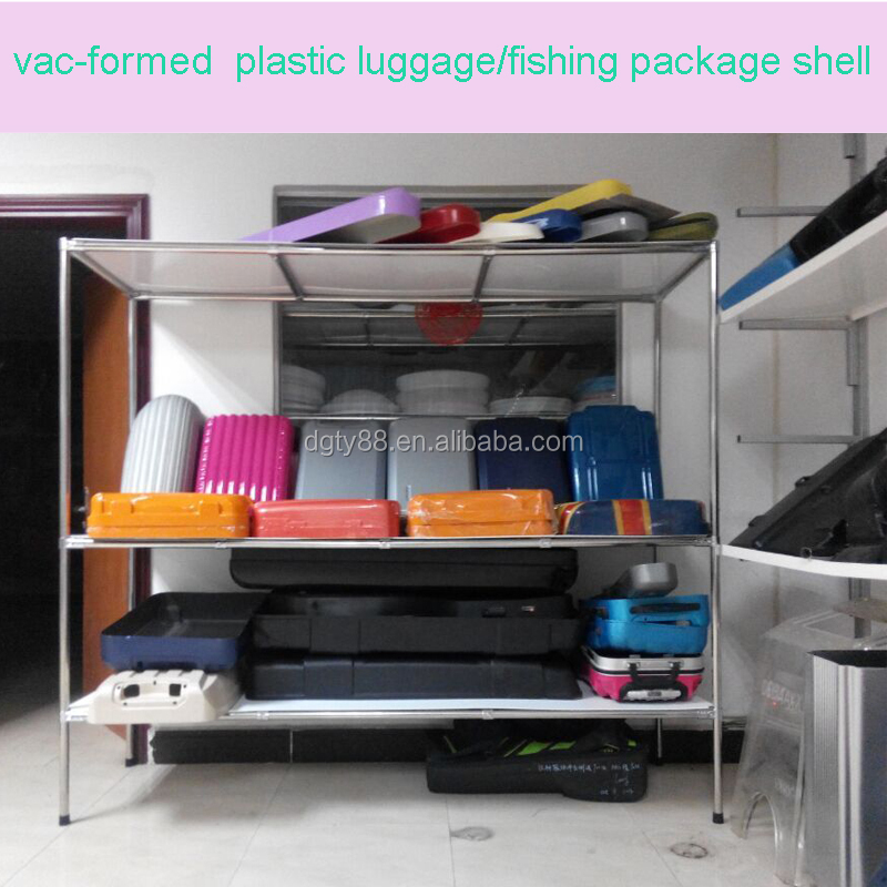 China Supplier Corrugated Acrylic/plastic Makeup Mac Cosmetic ...