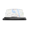 Dropshipping Qi Car Wireless Charger with GPS Navigation display HUD Head Up for iphone 8 X XS max for Samsung galaxy S9 plus