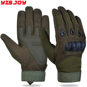 Top quality military tactical gloves army policeman gloves