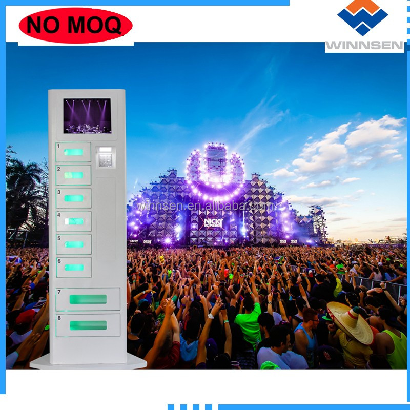 Fast Charge Custom-built Digital Signage Cell Phone Charger ...