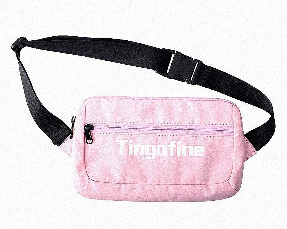 b1b52ae822 huici Waist Bag Travel Pocket Sling Chest Shoulder Bag Phone Holder Running  Belt With Separate Pockets