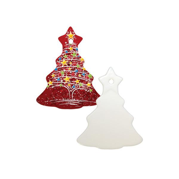 Christmas Ornament Shapes Part - 30: Ceramic Star Shape Ornament / Sublimation Christmas Ornament/ Sublimation  Ornament Star Shape - Buy Star Shaped Christmas Ornaments,Custom Shape  Christmas ...