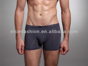 High quality Bamboo Men's Underwear Trunk