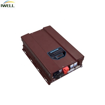3kw 48v 220v solar power inverter with MPPT charger Solar hybrid Inverters solution for home at low Prices in India online